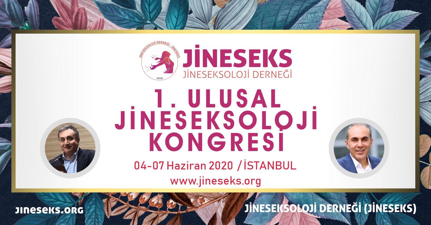 1. Ulusal Jineseksoloji Kongresi